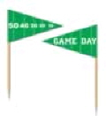 Rental store for GAME DAY PICKS, 50 PKG in State College PA