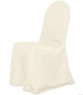 Rental store for BALLROOM CHAIR COVER - IVORY in State College PA