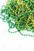 Rental store for ST PATRICKS DAY BEADS - 6 PKG GRN GLD in State College PA