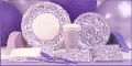 Rental store for SCROLL LUNCH NAPKIN, PURPLE - 16 PK in State College PA