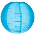Rental store for ROUND PAPER LANTERNS, BLUE - 3 PKG in State College PA