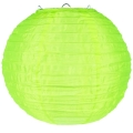 Rental store for ROUND PAPER LANTERNS, GREEN - 3 PKG in State College PA