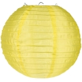 Rental store for ROUND PAPER LANTERNS, YELLOW - 3 PKG in State College PA