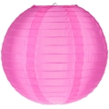 Rental store for ROUND PAPER LANTERNS, PINK - 3 PKG in State College PA