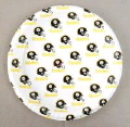 Rental store for PLASTIC PLATES, STEELERS - 12 COUNT in State College PA