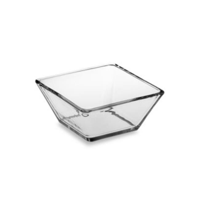 Where to find SQUARE CLEAR GLASS BOWL - UNIT 5 in State College