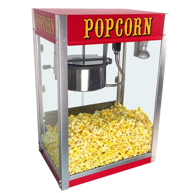 Where to find POPCORN MACHINE - 8 oz in State College