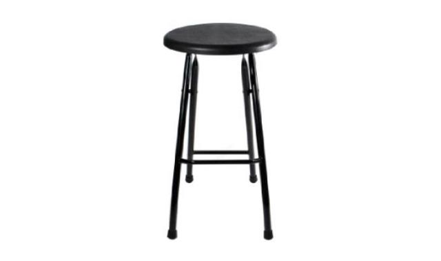 Where to rent BAR STOOL, FOLDING - BLACK in State College, Altoona and all of Central Pennsylvania