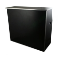 Rental store for PORTABLE BAR, FOLDING - 4 , BLACK in State College PA