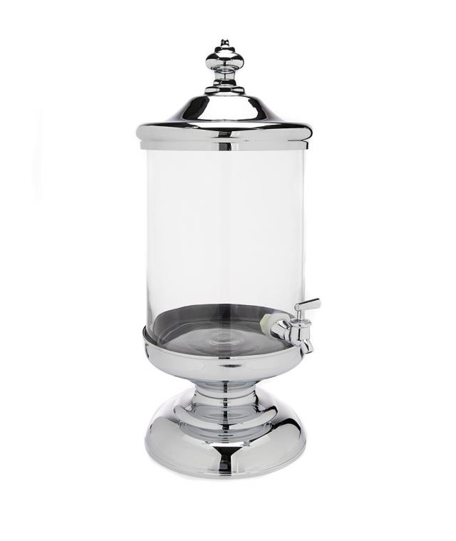 Where to rent GLASS   CHROME BEV DISPENSER, 2.5 GAL in State College, Altoona and all of Central Pennsylvania