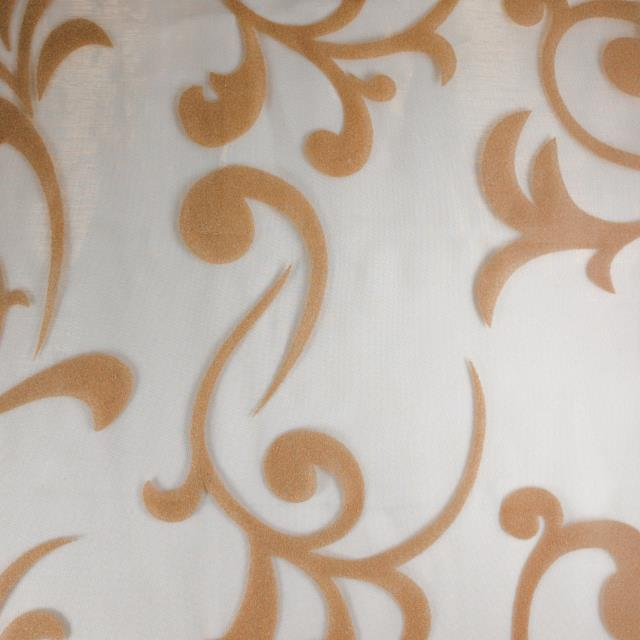 Where to rent SHEER COPPER SCROLL W SATIN EDGE in State College, Altoona and all of Central Pennsylvania