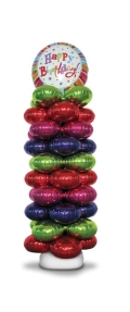 Rental store for MYLAR BALLOON COLUMN - 6  TALL in State College PA