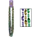 Rental store for MARDI GRAS SWIRL BEADS, 33  - 12 PKG in State College PA