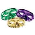 Rental store for METALLIC MARDI GRAS MASK, ASST in State College PA