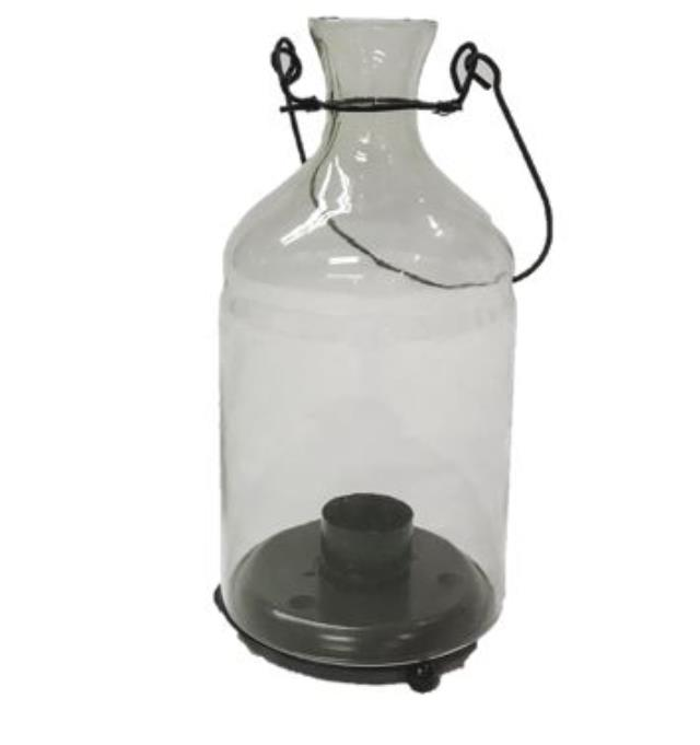 Where to find GLASS CANDLE LANTERN - SHORT in State College