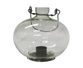Rental store for GLASS CANDLE LANTERN - WIDE in State College PA