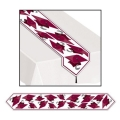 Rental store for GRAD TABLE RUNNER, 11  X 6  - MAROON in State College PA