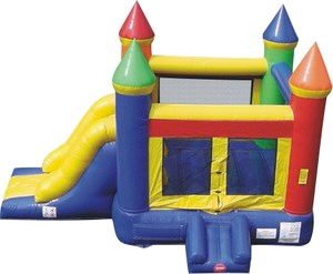 Where to find BOUNCE HOUSE - SINGLE SLIDE COMBO in State College