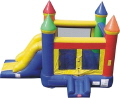 Rental store for BOUNCE HOUSE - SINGLE SLIDE COMBO in State College PA