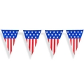 Rental store for RWB FLAG PENNANT STRING, 12  LONG in State College PA
