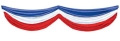 Rental store for PATRIOTIC FABRIC BUNTING, 5  10  LONG in State College PA