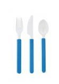 Rental store for DUO CUTLERY, BLUE WT - 24 PC PKG in State College PA
