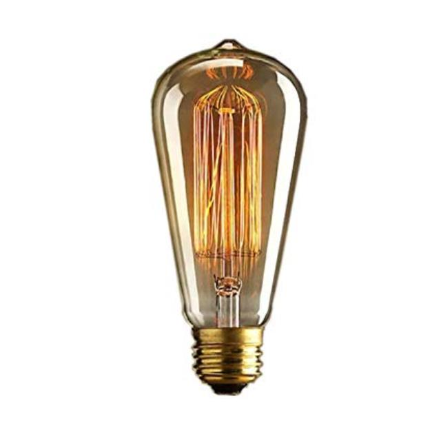 Where to rent EDISON STYLE LIGHT BULB, EA - 40W in State College, Altoona and all of Central Pennsylvania