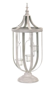 Where to rent ANTIQUE TEA LIGHT BIRDCAGE, 22  - GRAY in State College, Altoona and all of Central Pennsylvania