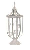 Rental store for ANTIQUE TEA LIGHT BIRDCAGE, 22  - GRAY in State College PA
