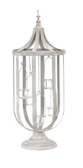 Rental store for ANTIQUE TEA LIGHT BIRDCAGE, 27  - GRAY in State College PA