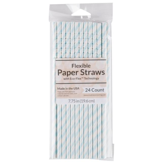 Where to find PAPER STRAW, LIGHT BLUE - 24 PK in State College