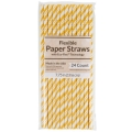Rental store for PAPER STRAW, YELLOW - 24 PK in State College PA