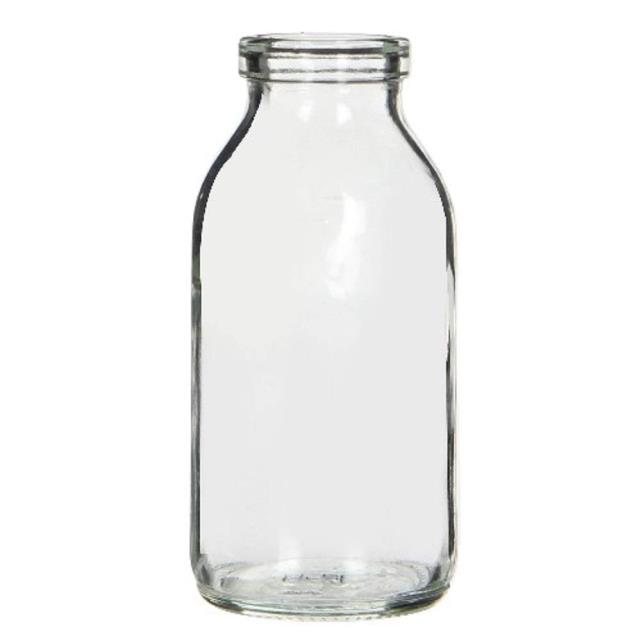 Where to rent VINTAGE GLASS MILK BOTTLE, clear in State College, Altoona and all of Central Pennsylvania