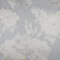 Rental store for WHITE BLUE FLORAL SHEER - 120  RND in State College PA