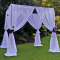 Rental store for PIPE   DRAPE FABRIC CANOPY in State College PA