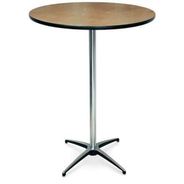 Where to find 36  RND HIGH COCKTAIL TABLE  - 42 H in State College