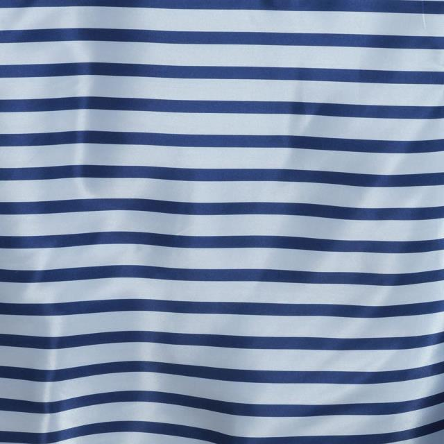 Where to find NAVY WHITE SATIN STRIPE - 120  RND in State College