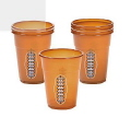 Rental store for FOOTBALL DRINK CUP, 25 PK - 20 OZ in State College PA