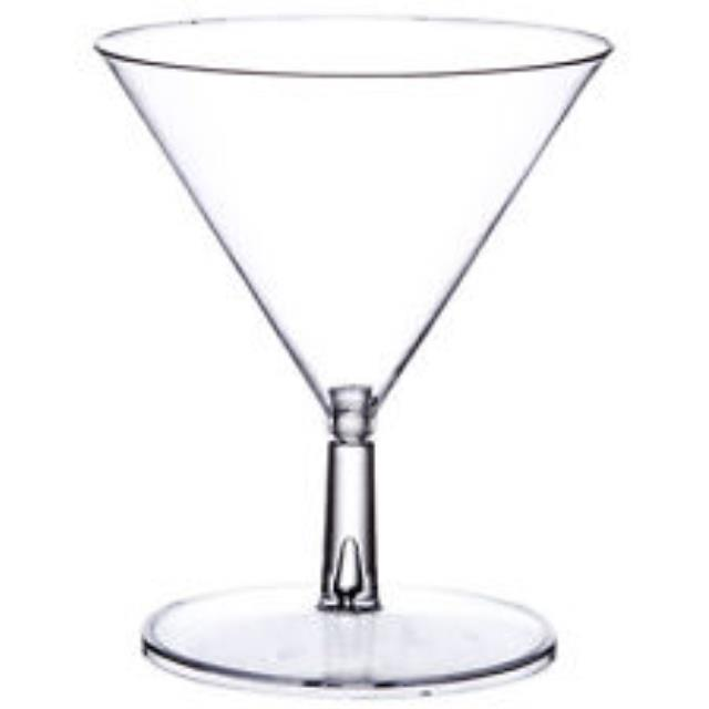 Where to rent PETITE MARTINI TASTING GLASS - 24 PKG in State College, Altoona and all of Central Pennsylvania