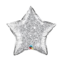 Rental store for 20  MYLAR STAR, HOLOGRAPHIC SLVR in State College PA