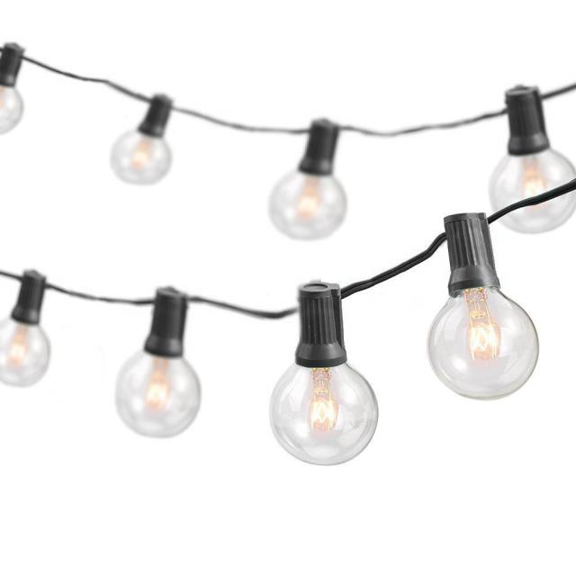 Where to find GLOBE LIGHTS, CLEAR - 15 BULB 15 in State College