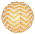 Rental store for PAPER LANTERN - CHEVRON ORANGE in State College PA