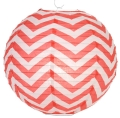 Rental store for CHEVRON PAPER LANTERN, RED in State College PA