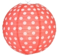 Rental store for PAPER LANTERN - POLKA DOT RED in State College PA