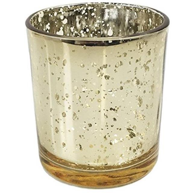 Where to find MERCURY GLASS VOTIVE, GOLD in State College