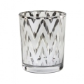 Rental store for SILVER CHEVRON VOTIVE HOLDER in State College PA