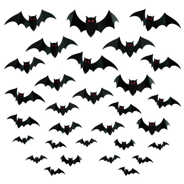Where to rent CEMETARY BAT CUTOUTS - 30 PKG in State College, Altoona and all of Central Pennsylvania