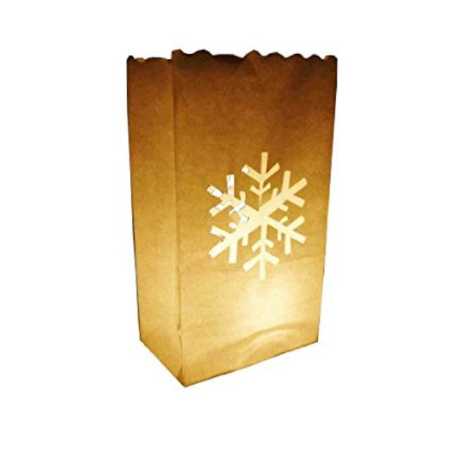 Where to rent SNOWFLAKE LUMINARY BAGS, 10 PK in State College, Altoona and all of Central Pennsylvania