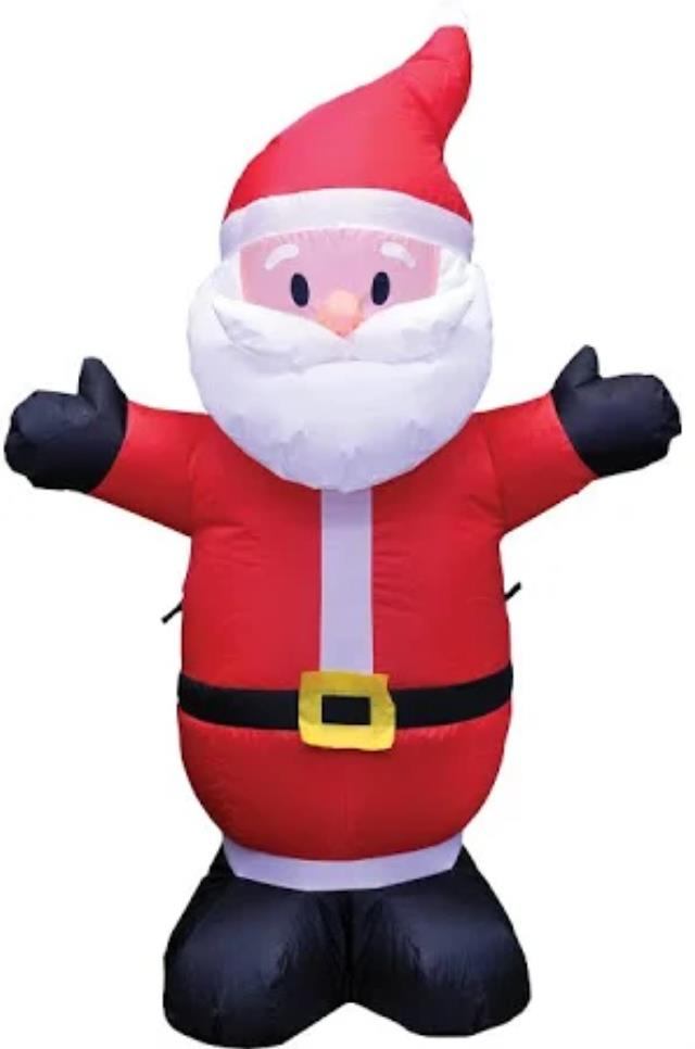 Where to find INFLATABLE SANTA, 4 in State College