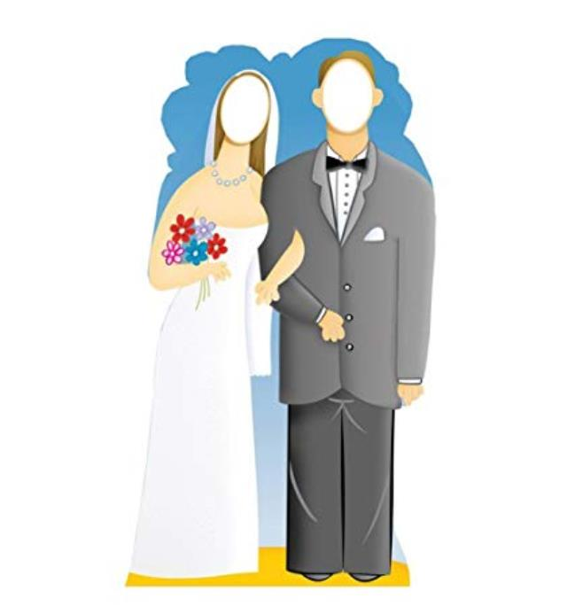 Where to find BRIDE   GROOM STAND-IN in State College